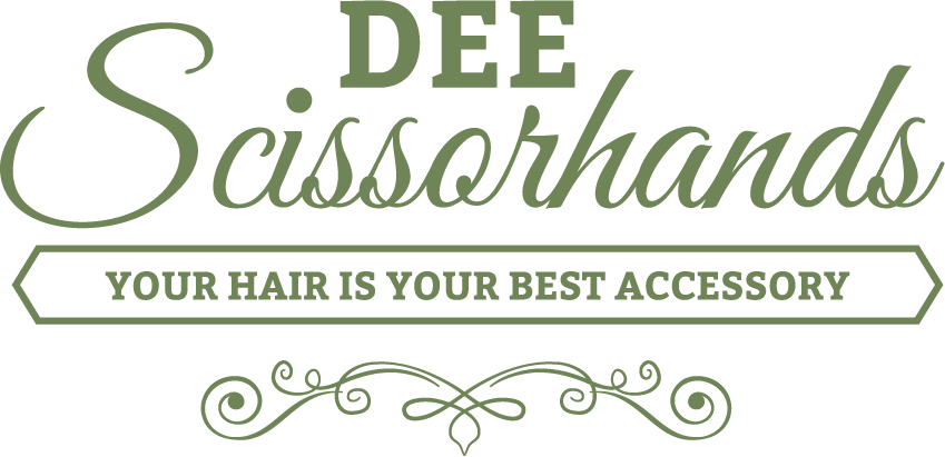 Dee Scissorhands logo